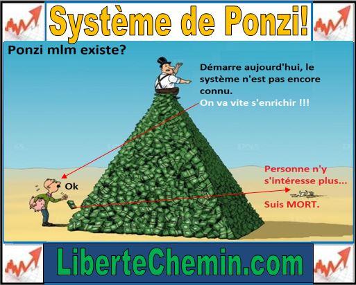 systeme de ponzi mlm