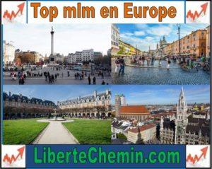 top 20 mlm populaire europe