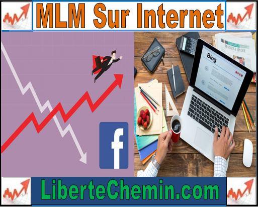 mlm prospecter sur internet