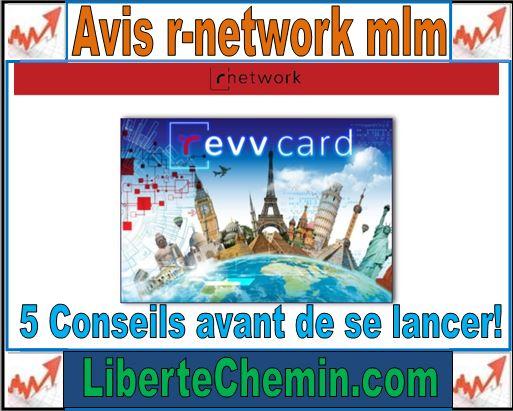 r-network avis