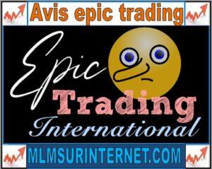 epic trading avis